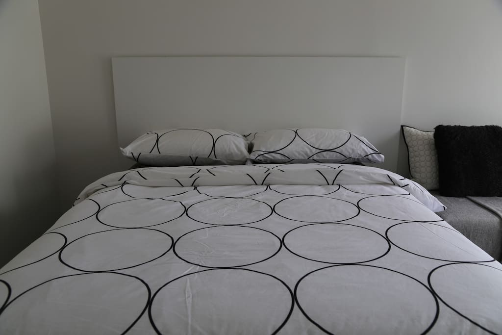 Private Guest Room (double bed)