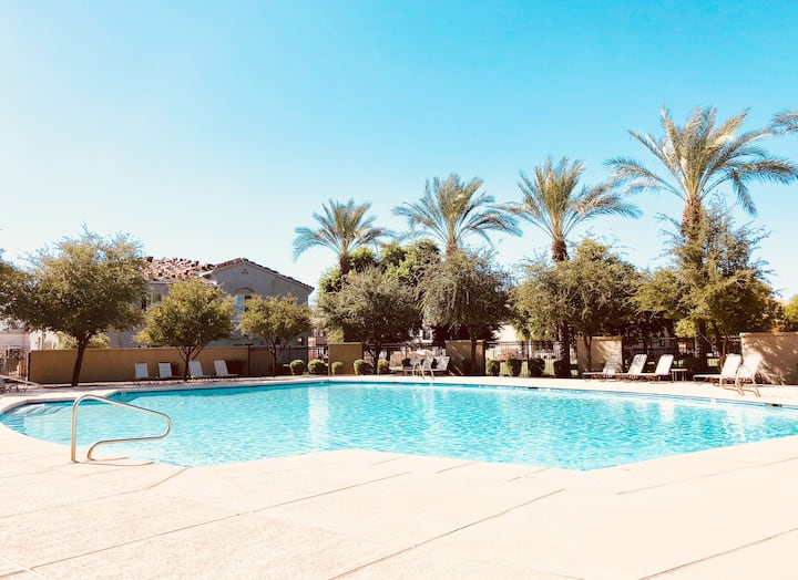 🌴The Home Away from Home Townhouse in Gilbert