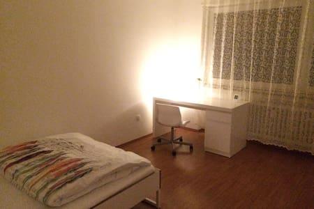 Beautiful Central Room near Heidelberg - Eppelheim - Wohnung