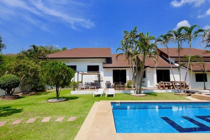 CasaHuaHin 3 bed pool villa
