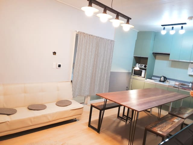 [VINA HAUS]Private house@DMC stn./1 stop Hongdae!!