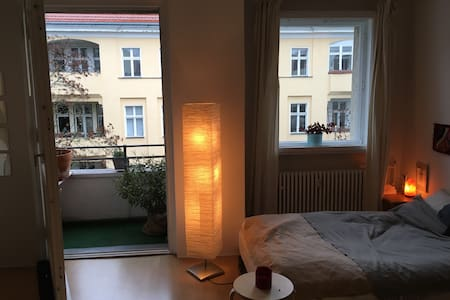 Cosy place in Wilmersdorf (close to Ku'damm) - Berlín - Byt
