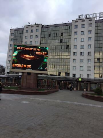City Central Одно из самых популярных мест города