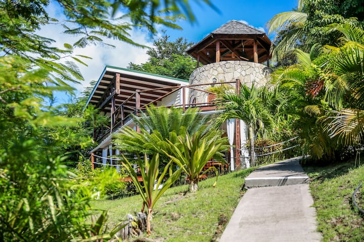 Sugar Mill Tower - Romantic Waterfront Hideaway