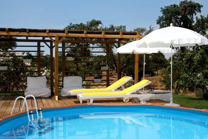 Stunning Countryside Villa in Coastal Alentejo