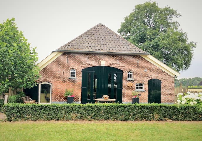 Beautifully situated country house - Eefde - House