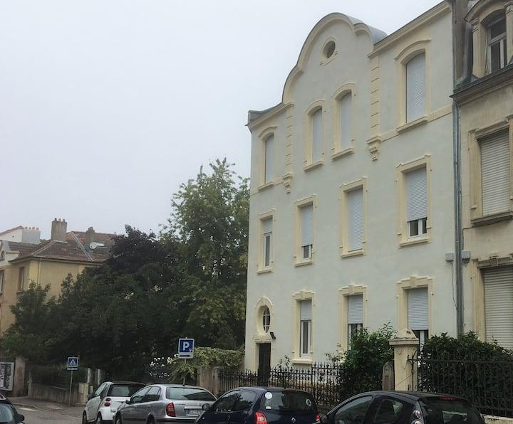 Appartement 4 pièces ( 3 chambres - 1 à 9 pers )
