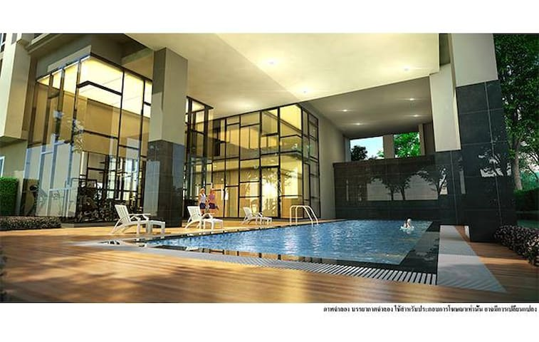 ❤️Cozy One Bedroom Condo in Nimman with swimming pool