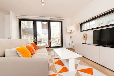 Beautiful studio place flagey with a view - Ixelles - Apartmen