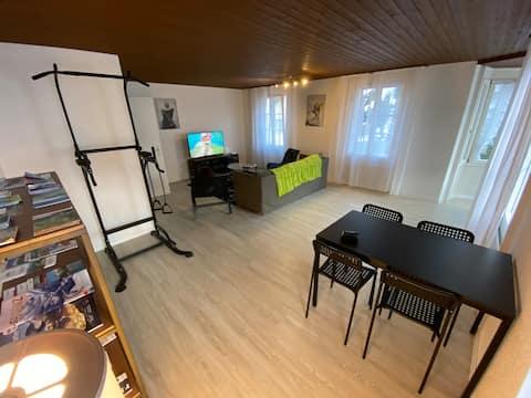 Квартира Egghus в Wassen