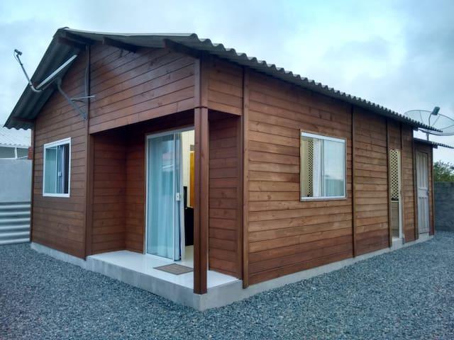 Residência Shalom  em Penha/SC - Penha - Casa