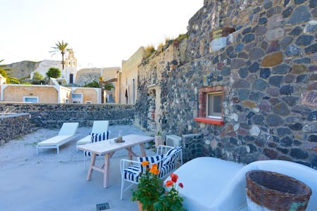 See Santorini Private residence - Mesaria