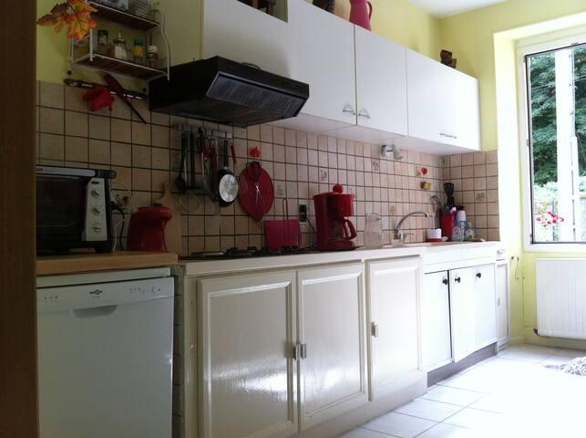 Chez Papy - Bruyères - Hus