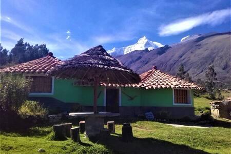 Alojamiento en Parque Nacional  Huascarán