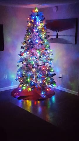 Christmas time at the Grey Stone!