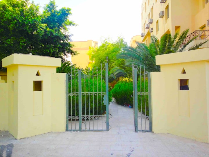 3 rooms apartment 5 minutes from beach in kawthar
