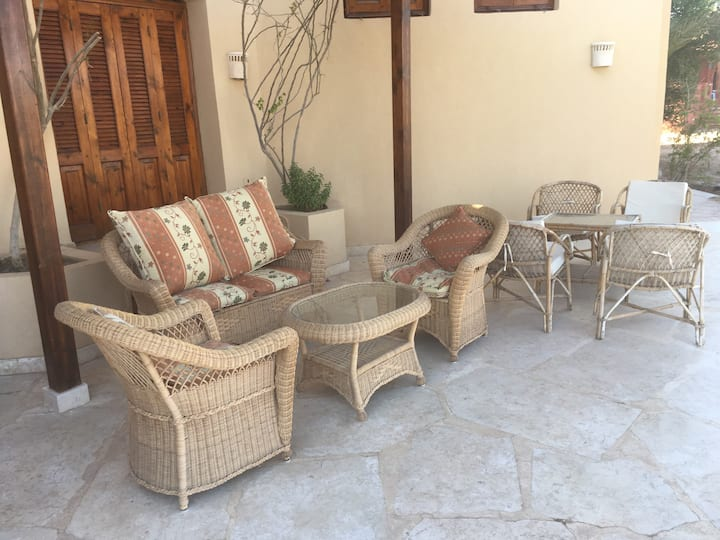 Great villa very close to down town