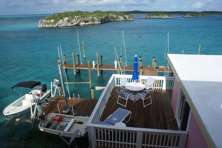 Dock House Deck