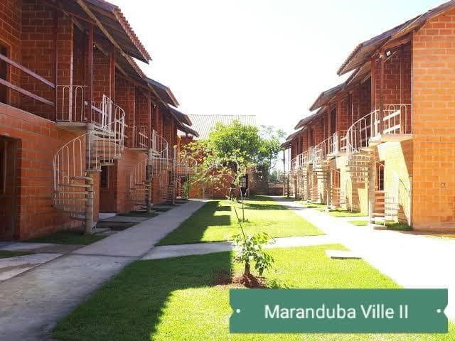 Chalé Maranduba Ville II - Ubatuba/SP - (ADM)