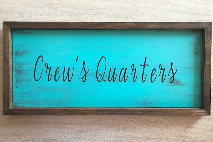 The Crew's Quarters