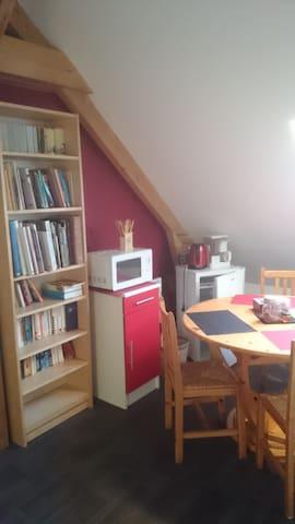 La Flèche, logement cosy, 50 m²