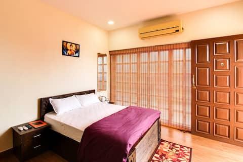 Balinese Cozy Deluxe at Exotica Suvarna Samudra