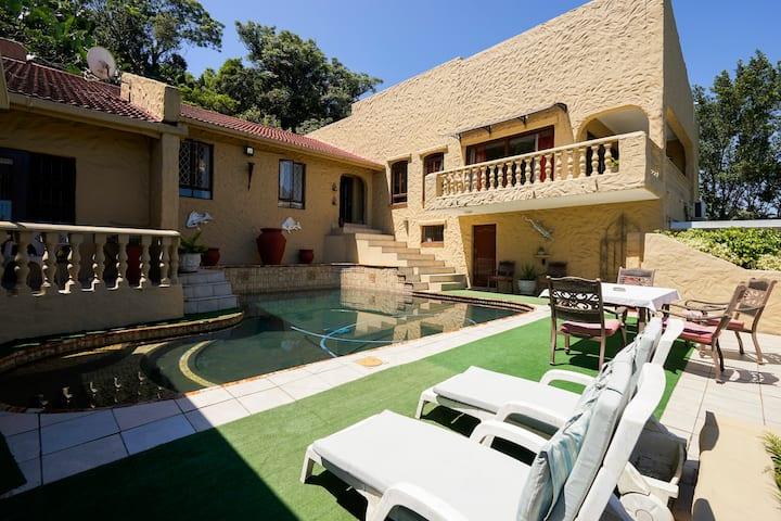 Villa Valencia,B&B Pinetown, Durban