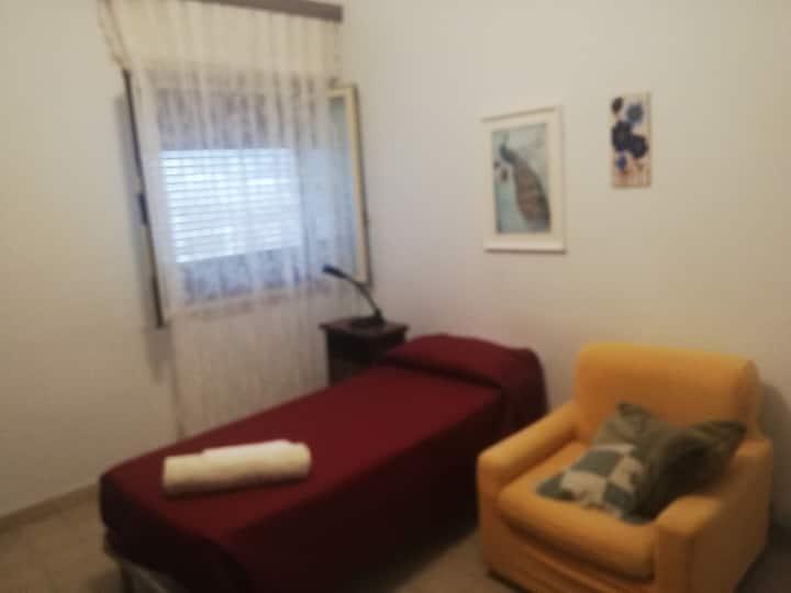 Affittasi luminoso e tranquillo appartamento