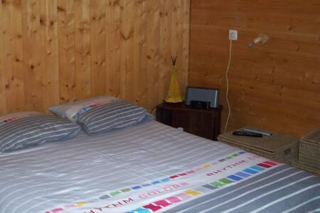 Chambres bois au cœur des Aravis - Les Villards-sur-Thônes