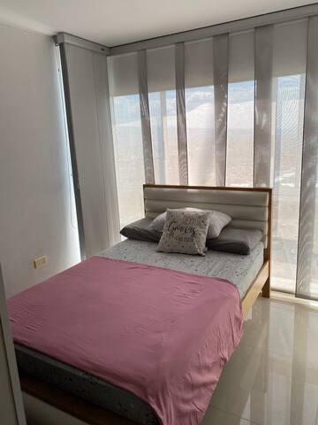 Spacious Rooms in a Confortable environment