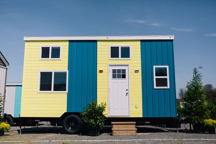 Napa - Tiny House in Downtown Indianapolis!
