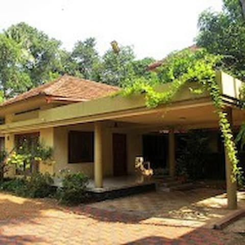 Morning Glory -A Home away from Home. - Changanassery - Huis