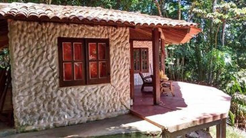 Aluga-se casa em Morro de Sao Paulo. - Morro de São Paulo - Dom
