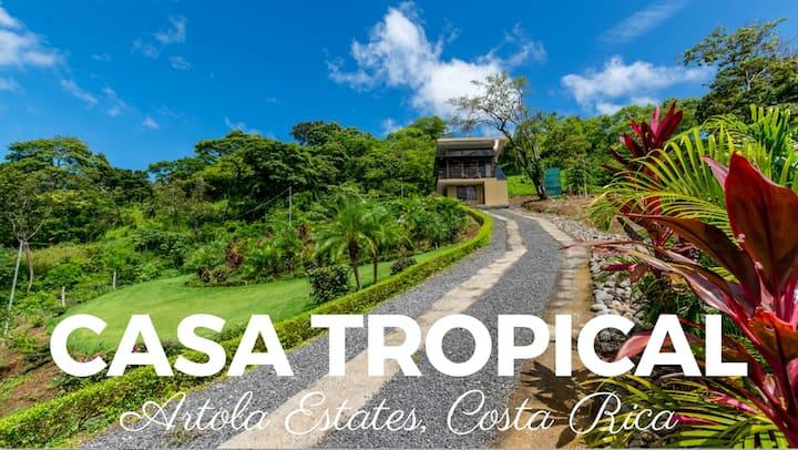 Peaceful House(Max6peoples)Playa Matapalo/5min-RIU