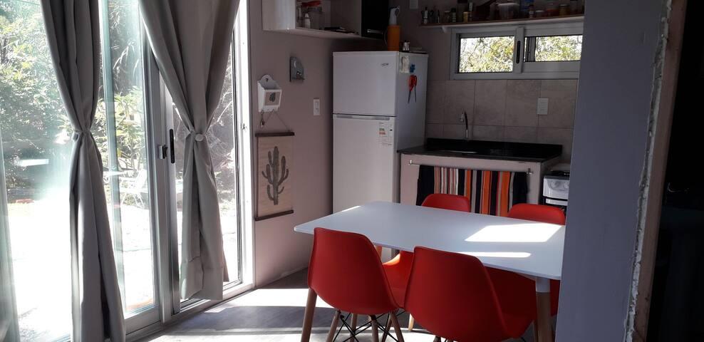 """Sal"",lounge house,La Pedrera"