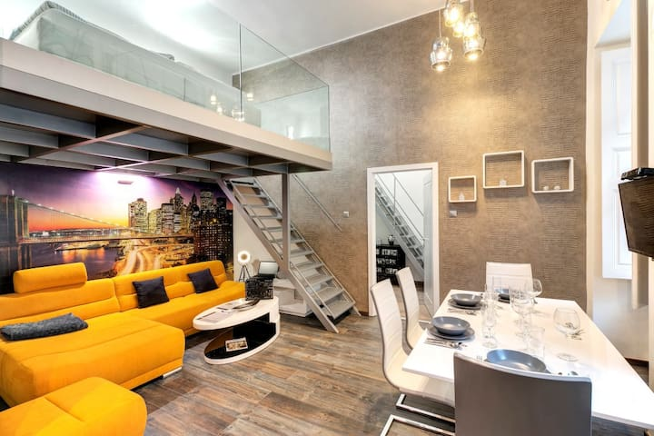 Little Manhattan - Budapest - House
