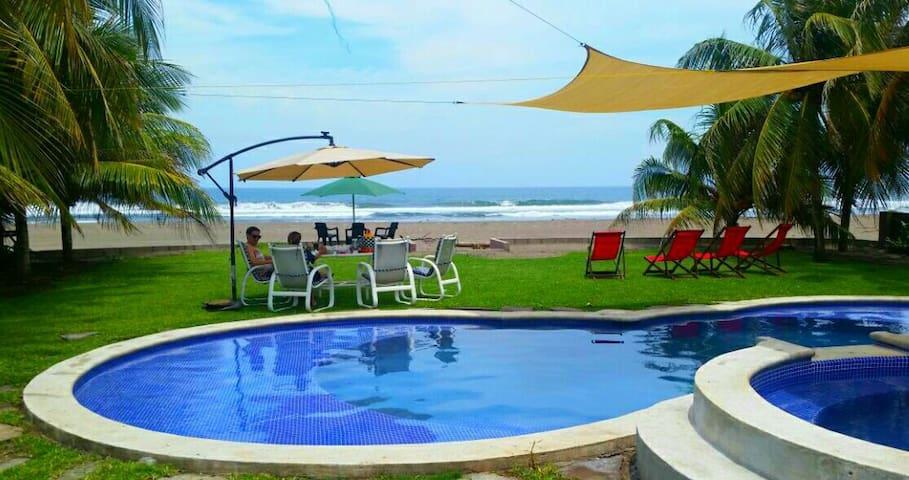 Front Beach House, Rancho SOL Y MAR