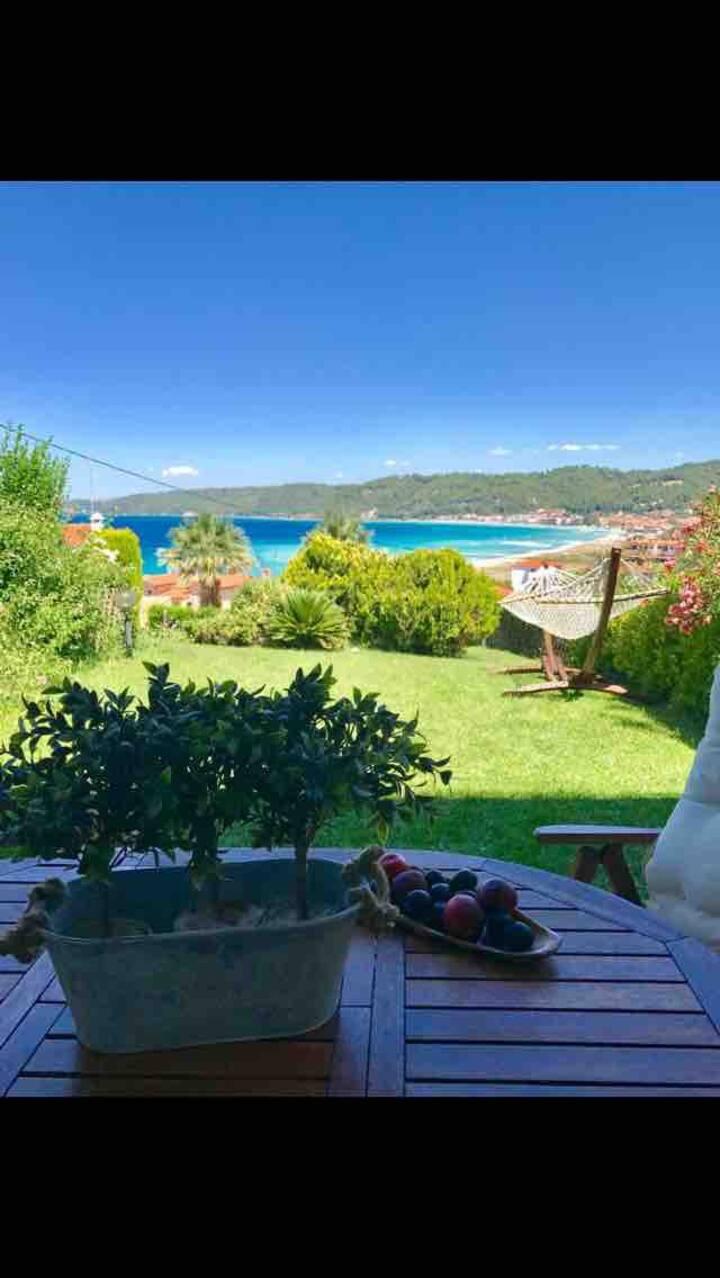 Sun-kissed Villa by a beach paradise