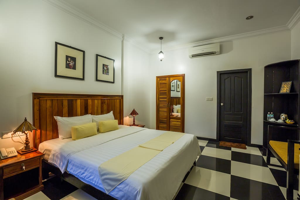 Deluxe Double/Twin Room at Asanak