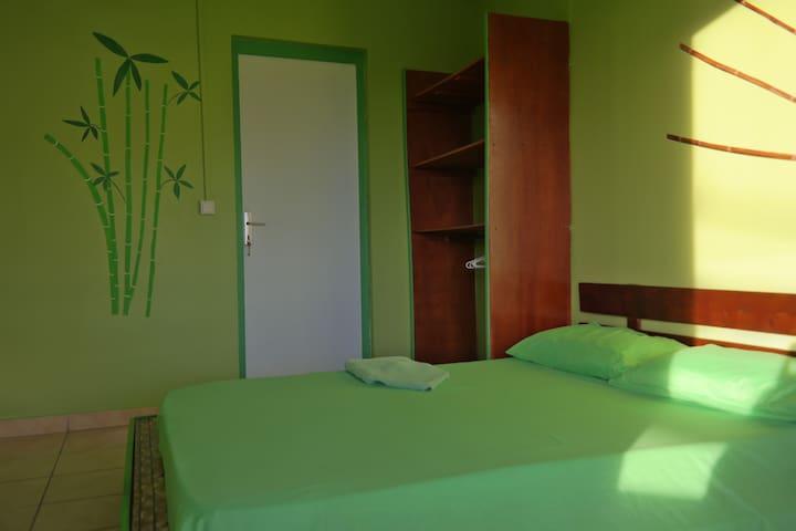 Chambre d'Hôte Marigot_BAMBOO - Marigot - Rumah