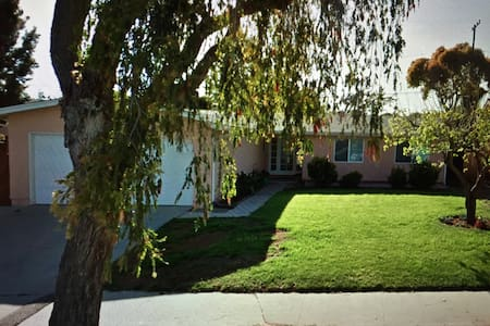 Private one bedroom/one bathroom in large home - Santa Barbara