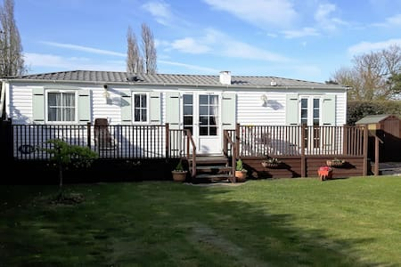 Self contained chalet. - Suffolk - Andere