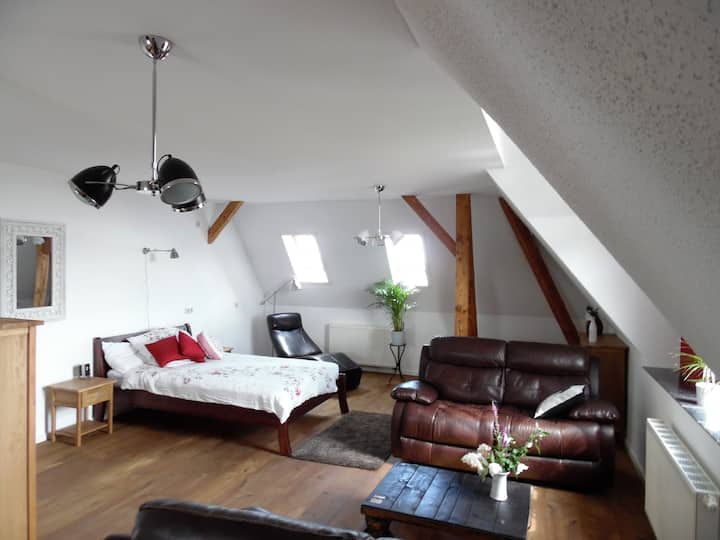The Old Vicarage Top Floor Apartment