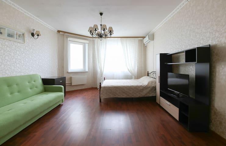 Квартира комфорт класса в Балашихе - Балашиха - Apartamento