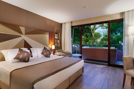 Lagoon Family Suites - Antalya - Villa