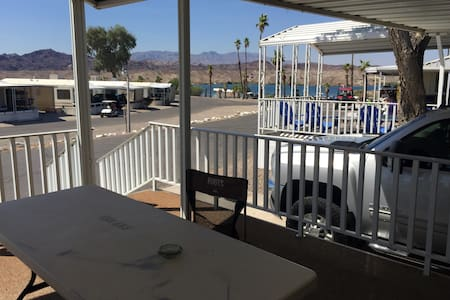 LAKE HAVASU RIVER HOUSE W/BOAT SLIP/PRIVATE LAUNCH - Lake Havasu City - Haus