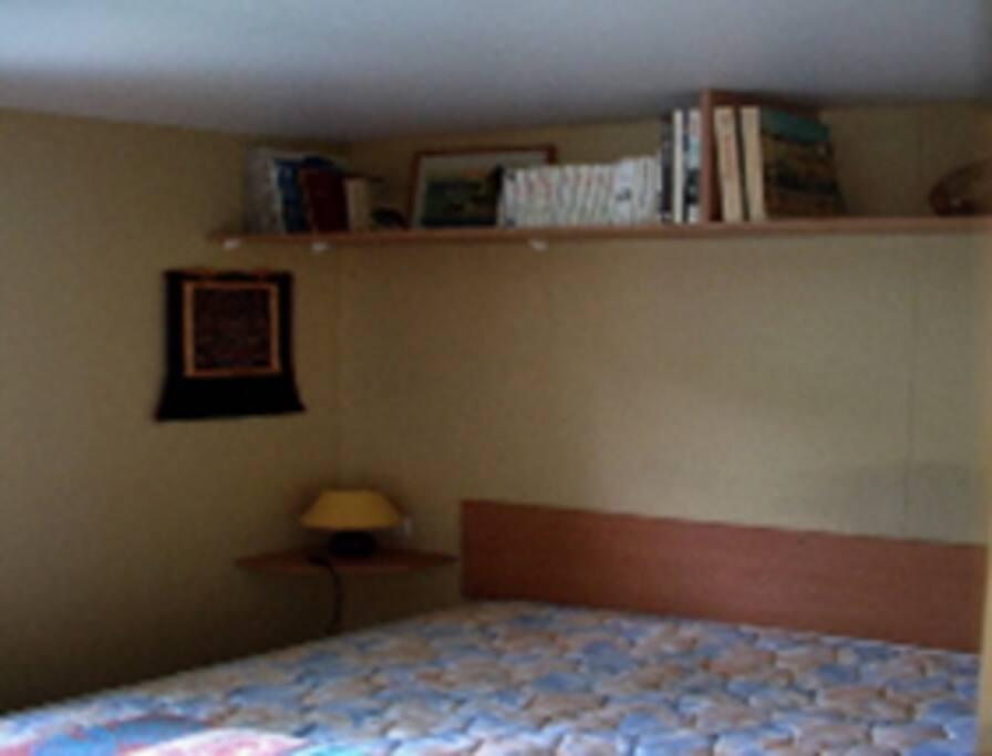 chambre parentale deux places