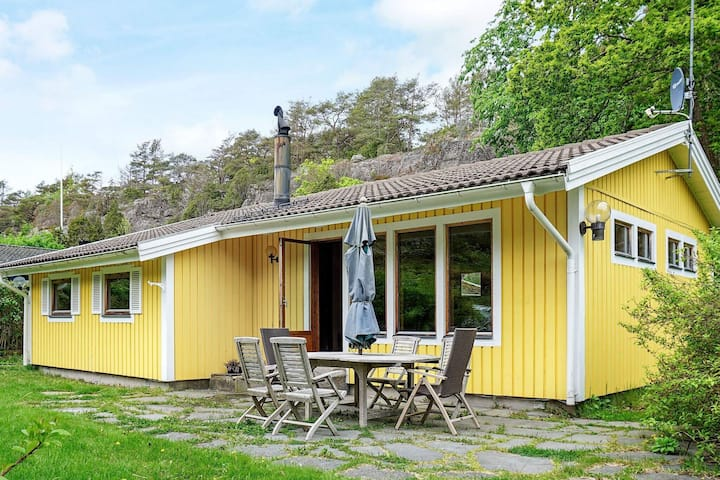 7 person holiday home in STRÖMSTAD