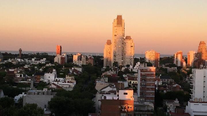 Departamento sobre Av. Cabildo - Increible vista