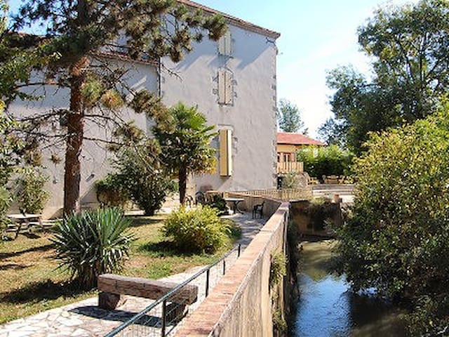 Gîtes du meunier - Port-Sainte-Marie - บ้าน
